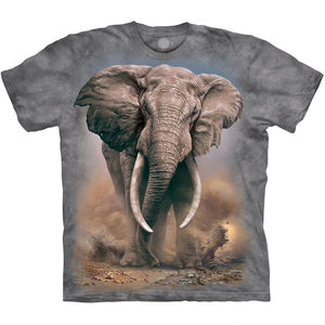The Mountain African Elephant - T-Shirt