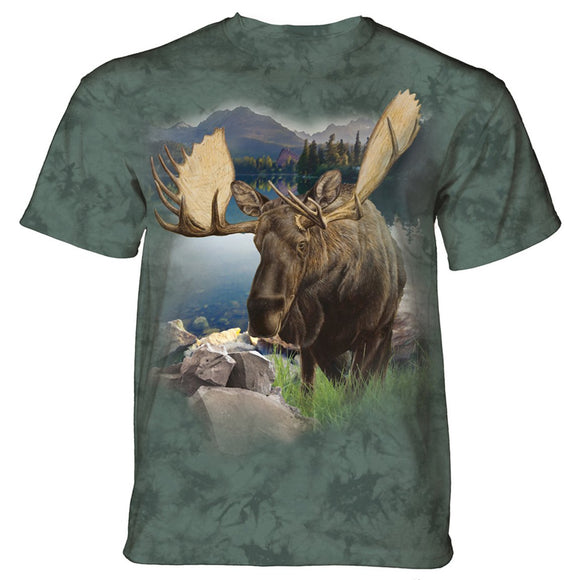 The Mountain Monarch Of The Forest - T-Shirt
