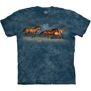 The Mountain Thunder Ridge - T-Shirt