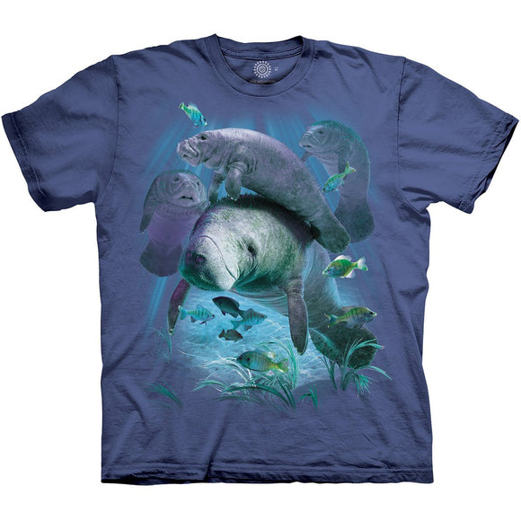 The Mountain Manatee Pod - T-Shirt