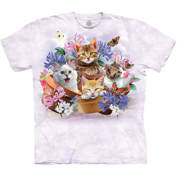 The Mountain Garden Wonders - T-Shirt