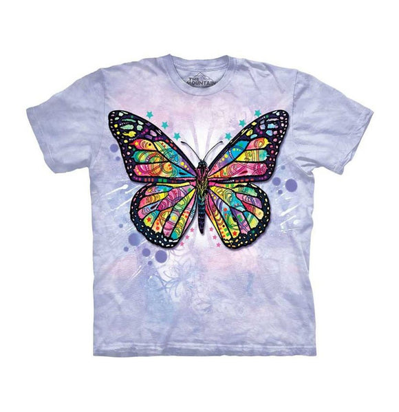 The Mountain - Russo Butterfly - Kids' Unisex T-Shirt