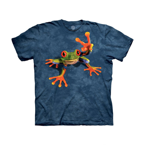 The Mountain Victory Frog - Kids' Unisex T-Shirt