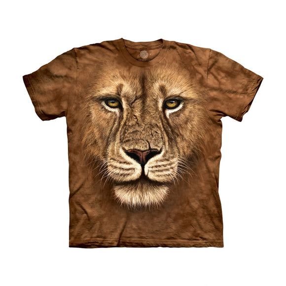 The Mountain Lion Warrior - Kids' Unisex T-Shirt