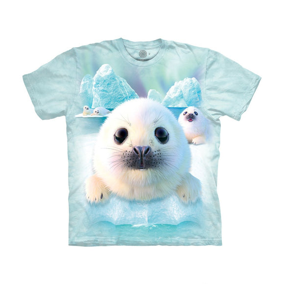 The Mountain Seal Pups - Kids' Unisex T-Shirt