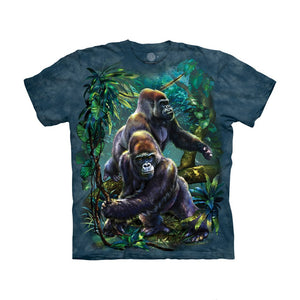 Gorilla Jungle - Kids' Unisex T-Shirt