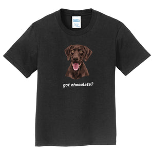 Got Chocolate - Kids' Unisex T-Shirt
