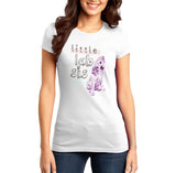 Little Lab Sis - Women's Fitted T-Shirt