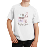 My Bestie is a Labrador - Kids' Unisex T-Shirt