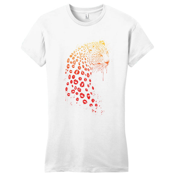 Kiss Me - Women's Fitted T-Shirt