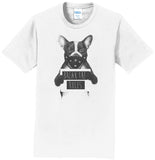 Rebel Dog - Adult Unisex T-Shirt