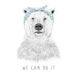 We Can Do It - Women's Fitted T-Shirt
