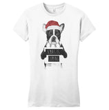 Xmas Is Coming - Women's Fitted T-Shirt