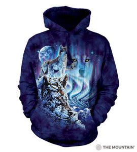 Find 10 Wolves - The Mountain - 3D Hoodie Animal Sweatshirt