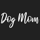Dog Mom Script - Women's Tank Top