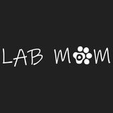 Lab Mom - Women's V-Neck T-Shirt