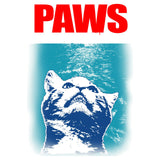 Paws - Women's Fitted T-Shirt