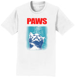 Paws - Adult Unisex T-Shirt