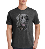 Labradolly Dog Face - Adult Unisex T-Shirt