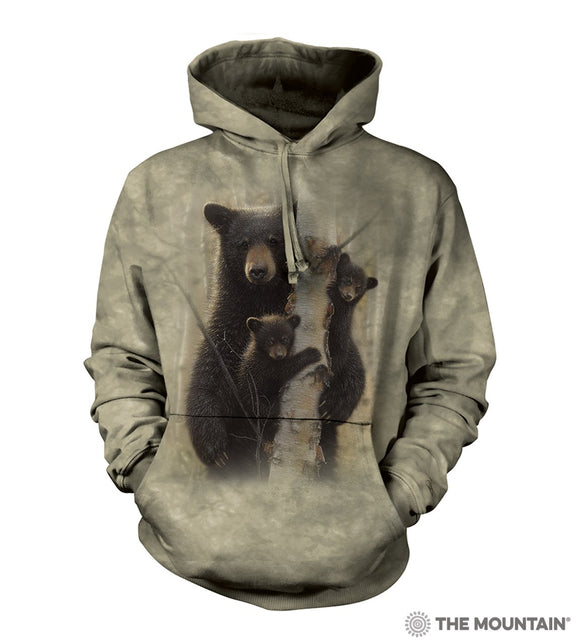 Mama Bear - The Mountain - 3D Hoodie Animal Sweatshirt