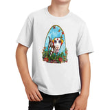 Skeleton Lab Under Arch - Kids' Unisex T-Shirt