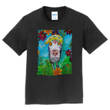 Hypnotized Labrador - Kids' Unisex T-Shirt
