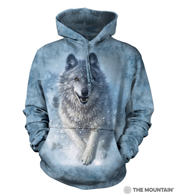 Snow Plow - The Mountain - 3D Hoodie Animal Sweatshirt
