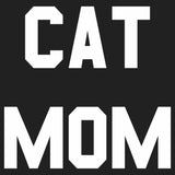 Cat Mom - Women's Fitted T-Shirt
