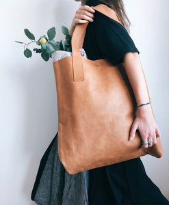 HANDMADE TOTE BAG BIG
