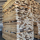 100 BF Pack 12/4 RW White Oak Lumber 8' Long - AMC Hardwoods