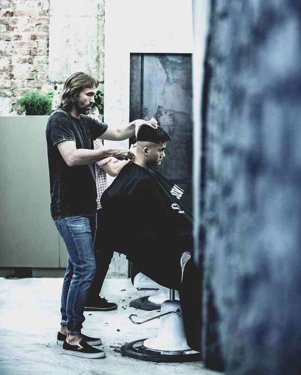 Hair cut terms to know before walking into a barbershop for men
