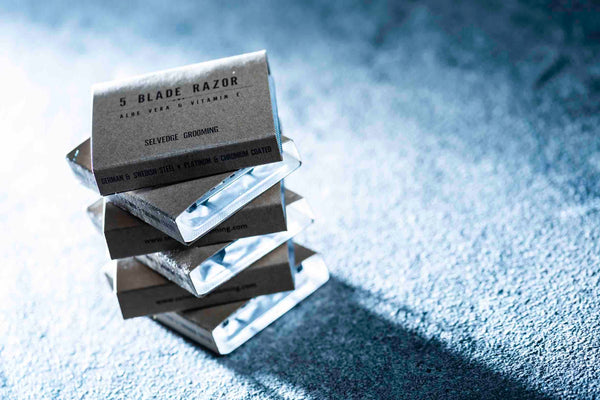 Refills: 5-Blade Razor Cartridges