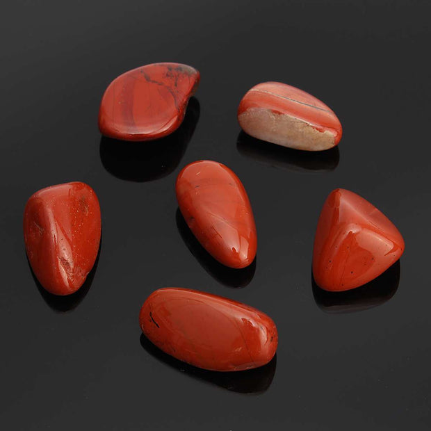 Leo Red Jasper Healing Crystal
