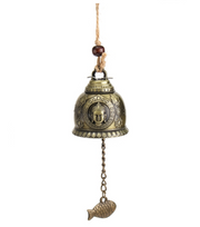 Feng Shui Serenity Buddha Calming Wind Chime