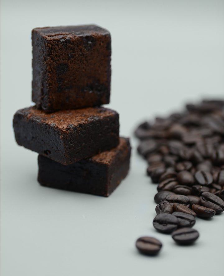Double Espresso Brownie