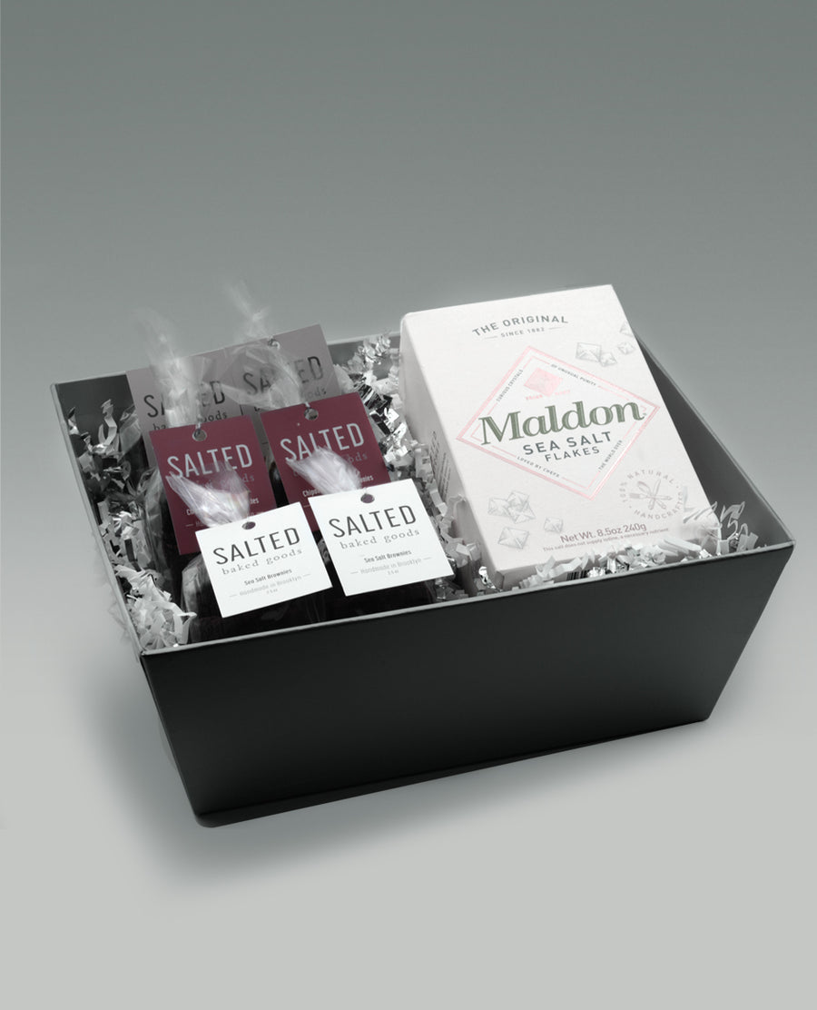 The Salt Connoisseur Gift Set