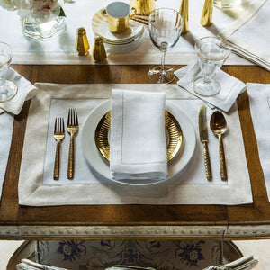 Table linens, Chargers, Place mats, & Coasters