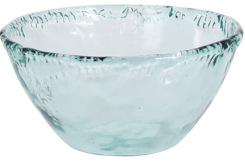 EXTRA Large 7 Litre Clear Glass Fruit Bowl Centerpiece Salad Mixing Bowl