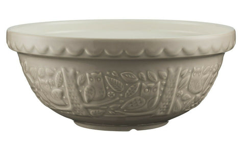 Mason Cash Bowl 26cm Large Stone Ceramic 2.7L Deep Mixing Bowl Whisking Bowl S18