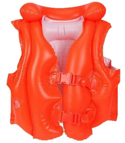 Intex Inflatable Life Vest Childrens Float Vest 3 - 6 Years
