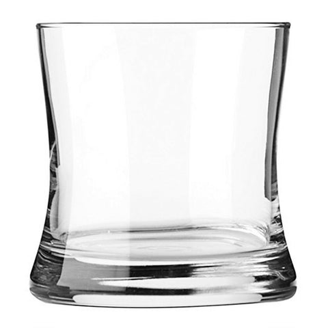 Libbey Wide Base Chunky Glass Tumblers 25cl Set of 12