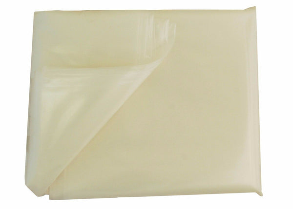 2000 x Large White Heavy Duty Polythene Sheets 20 MU
