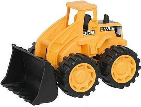 JCB Toy Tractor Wheeled Loader Rugged construction