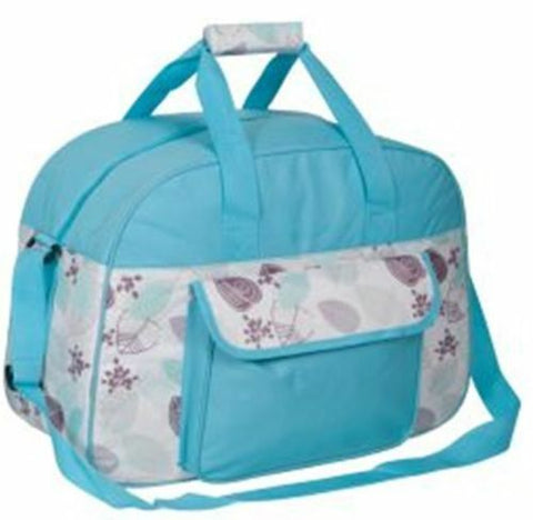 Very Large Picnic Bag Leaf Design 35 Litre Jumbo Cooler Bag Adjustable Strap