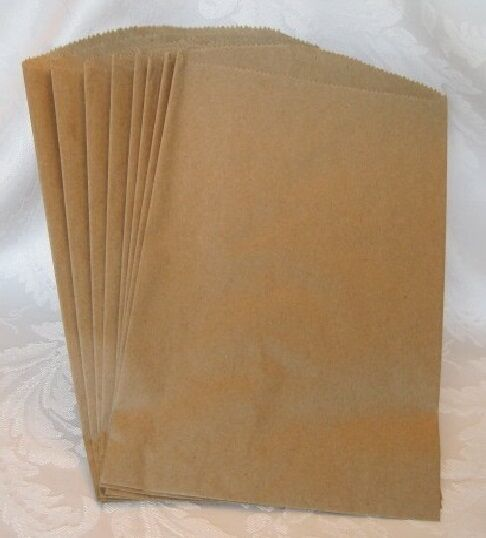 BK Brown Paper Russian Packaging Bags 330 X 355 mm Qty 500