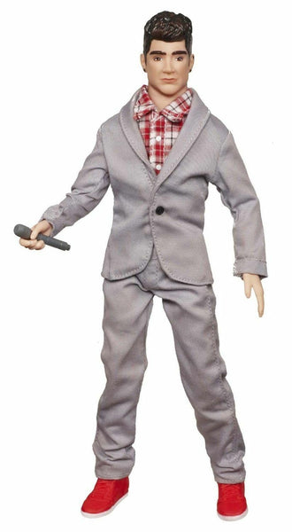 Zayn Malik Ex-One Direction Character Doll Microphone Collectable