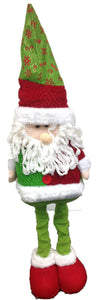 Very Large 70cm Tall Standing Reindeer Santa Snowman Christmas Home Decoration