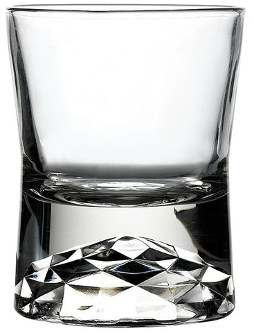 Libbey Shorty Rock Glass Set of 6 Rock Glasses 150ml Stemmed Shot Glasses