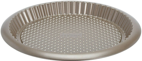 32cm Deep Large Rippled Pie Dish Tart Dish Oven Dish Aluminium Pie Flan Tray