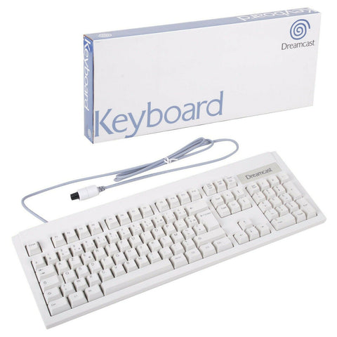 Dreamcast Keyboard by SEGA Video Game Controller AZERTY French VGC Clavier